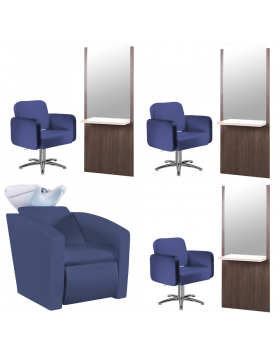 """Кресло парикмахерское """"Виолет"""""""